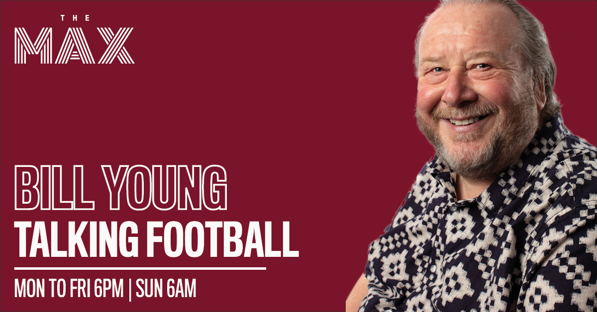 Talking Football with Bill Young - Tuesday 29th of September - Episode 41
