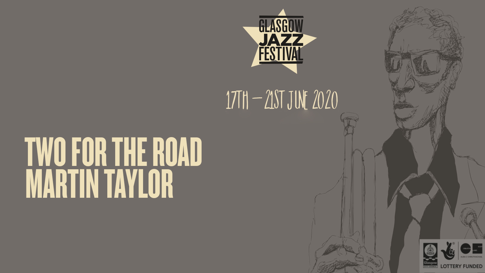 TWO FOR THE ROAD - MARTIN TAYLOR