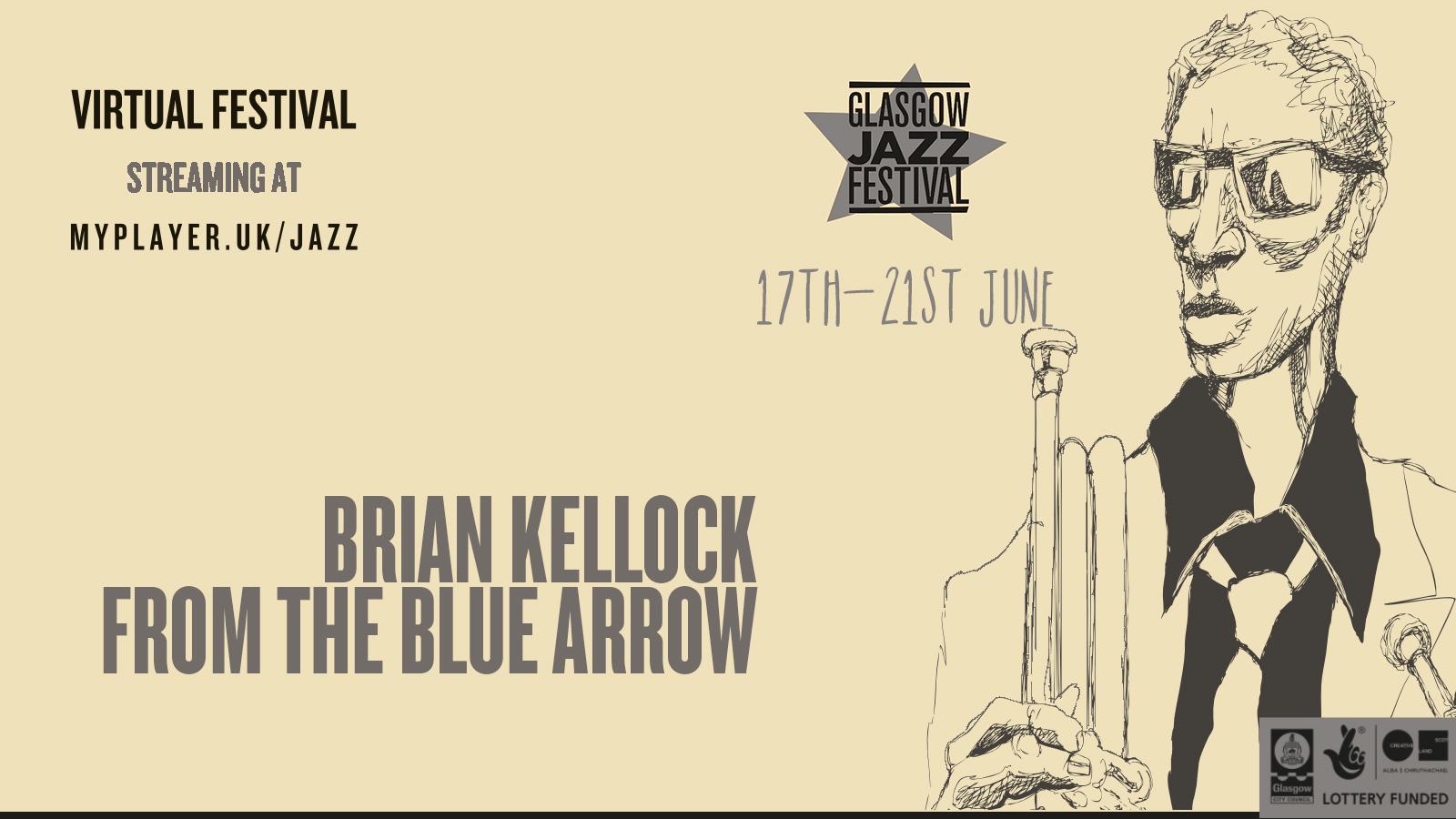 Brian Kellock From The Blue Arrow