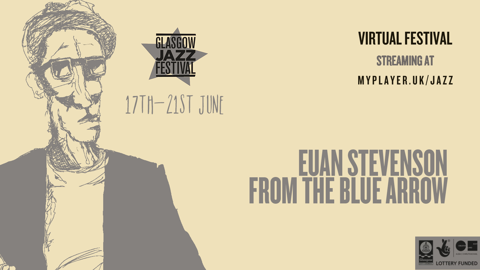 Euan Stevenson - From The Blue Arrow