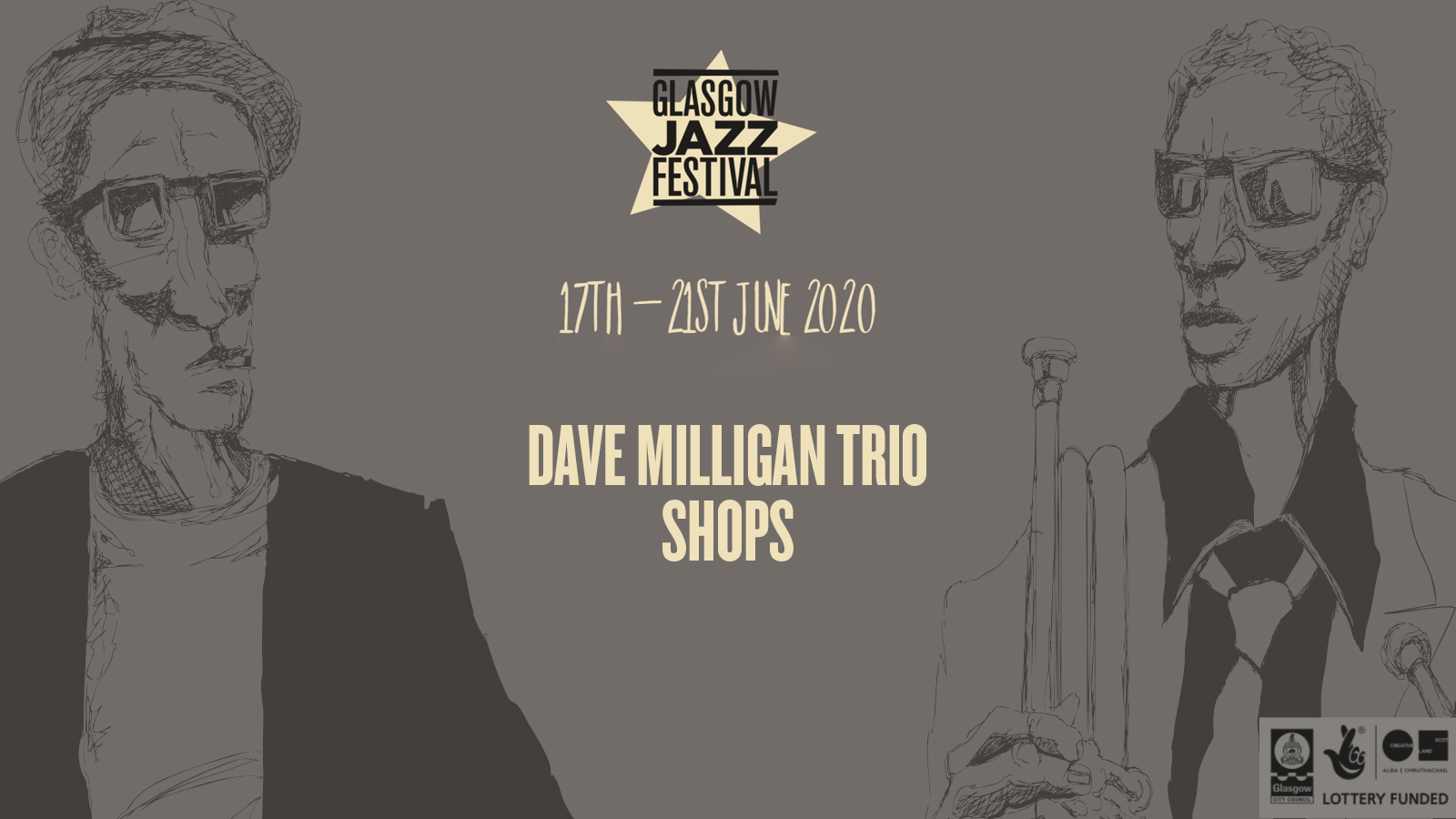 Dave Milligan Trio - Shops