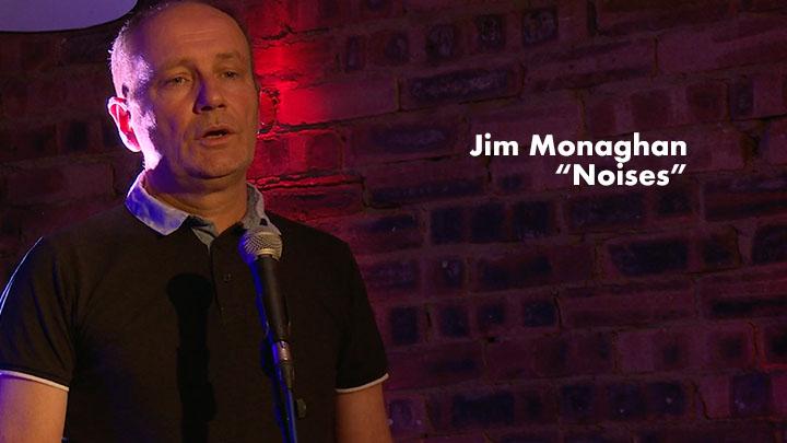 Jim Monaghan - Noises - Live at The Blue Arrow